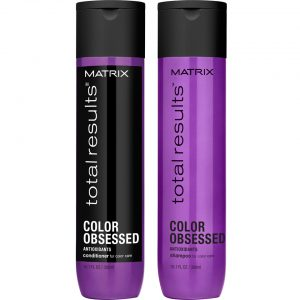 Matrix Total Results Color Obsessed Shampoo and Conditioner