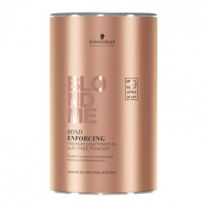 Schwarzkopf BLONDME Bond Enforcing Premium Lightener 9+ 450g | Hermossa.co.uk