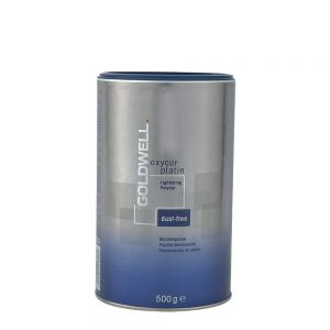 Goldwell Oxycur Platin Dust Free Bleach 500g | Hermossa.co.uk