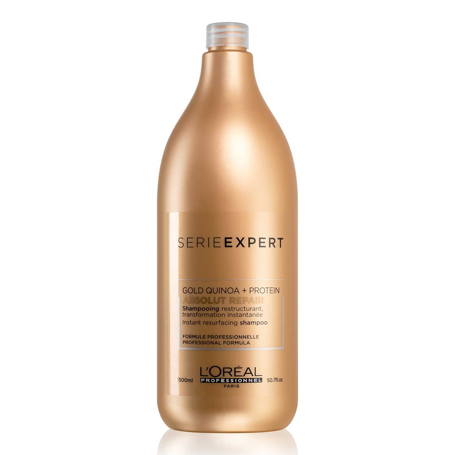 L'Oreal Gold Shampoo 1500ml | Hermossa.co.uk