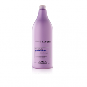 L'Oreal Serie Expert Liss Unlimited Smoothing Shampoo 1500ml | Hermossa.co.uk