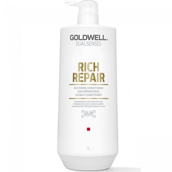 hairdressing supplies goldwell rich repair conditioner 1000ml