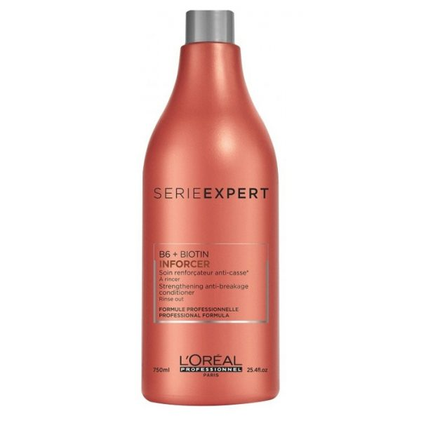 hairdressing supplies loreal serie expert inforcer conditioner 1000ml