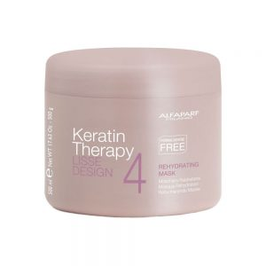 Alfaparf Milano Lisse Design Keratin Therapy Rehydrating Mask 500ml | Hermossa.co.uk