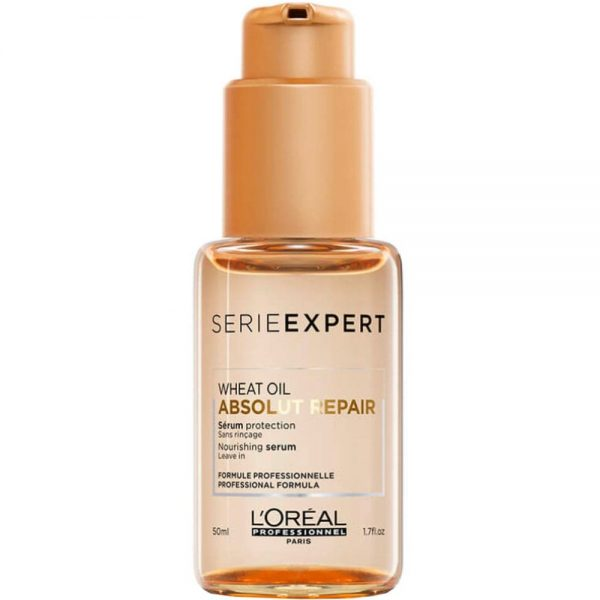 L'Oreal Serie Expert Absolut Repair Gold Wheat Oil Hair Serum 50ml