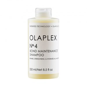 olaplex no 4 bond maintenance shampoo 250ml hairdressing supplies
