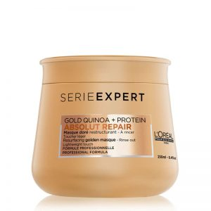 L'Oreal Serie Expert Absolut Repair Gold Quinoa + Protein Hair Mask 250ml
