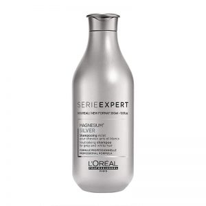 L'Oreal Professionnel Serie Expert Magnesium Silver Shampoo 300ml