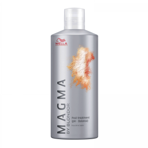 wella magma post treatment conditioner 500ml hair colour products